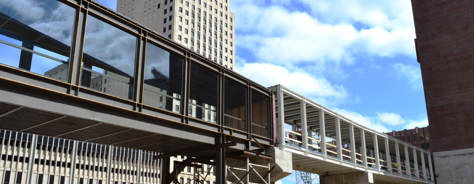 Minnesota structural engineering association slider banner St. Paul Skyway