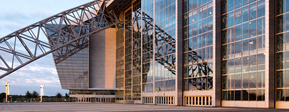 Dallas Cowboys Stadium Doors