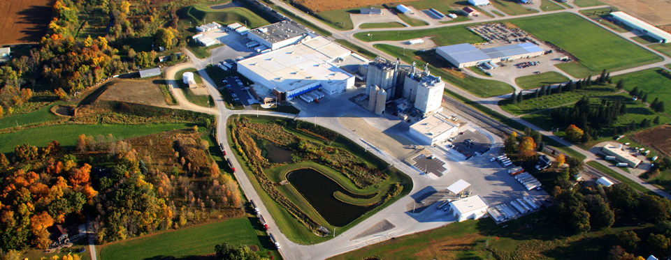 Home VAA Milling Facility St. Ansgar IA