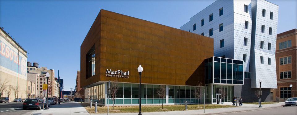 Minnesota structural engineering association slider banner MacPhail Center for Music